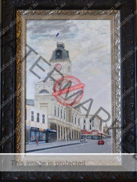 Ballarat Town Hall - Peter Latchford