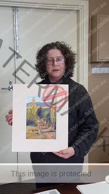 Joan Tallent October Winner