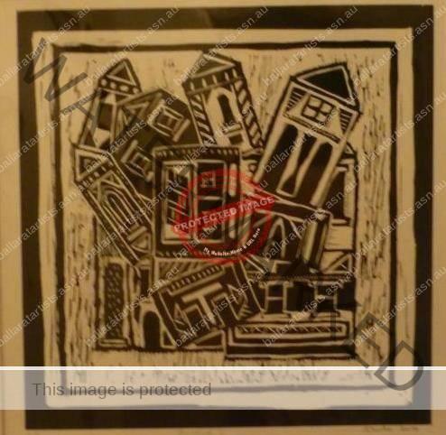 Buildings 1 - Susan Clarke