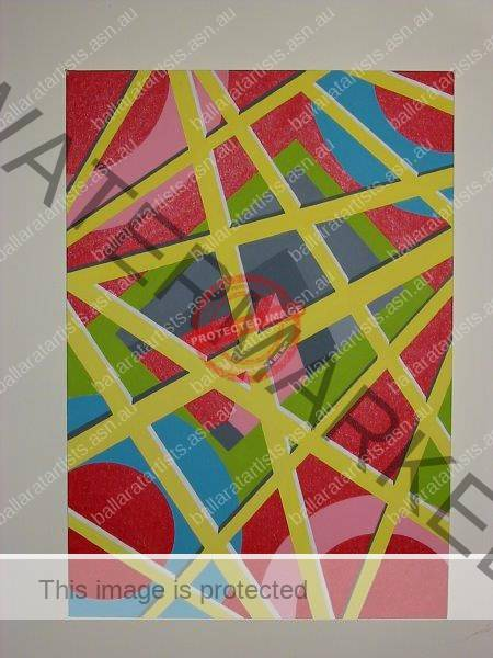 Colour and Line - John Canham
